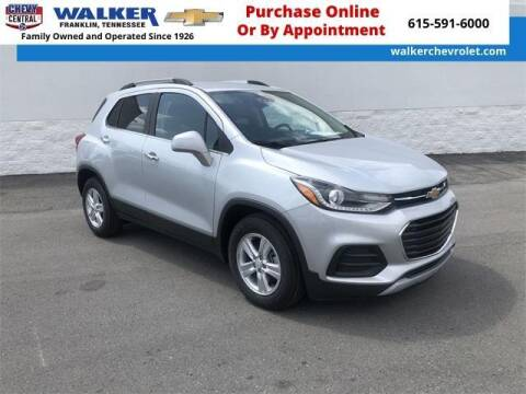 2020 Chevrolet Trax for sale at WALKER CHEVROLET in Franklin TN