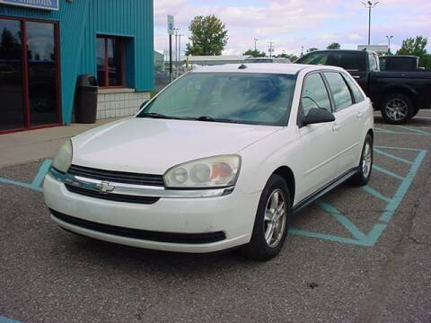2005 Chevrolet Malibu Maxx for sale at VOA Auto Sales in Pontiac MI