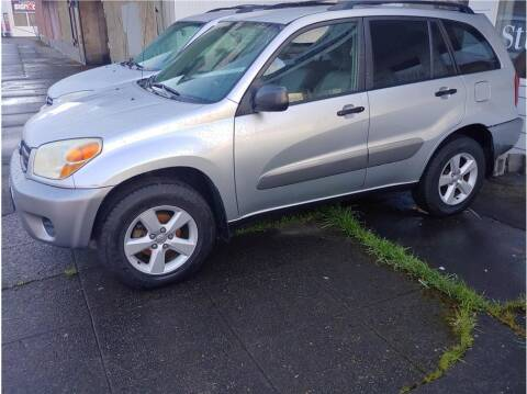 2002 Toyota RAV4 for sale at Chehalis Auto Center in Chehalis WA
