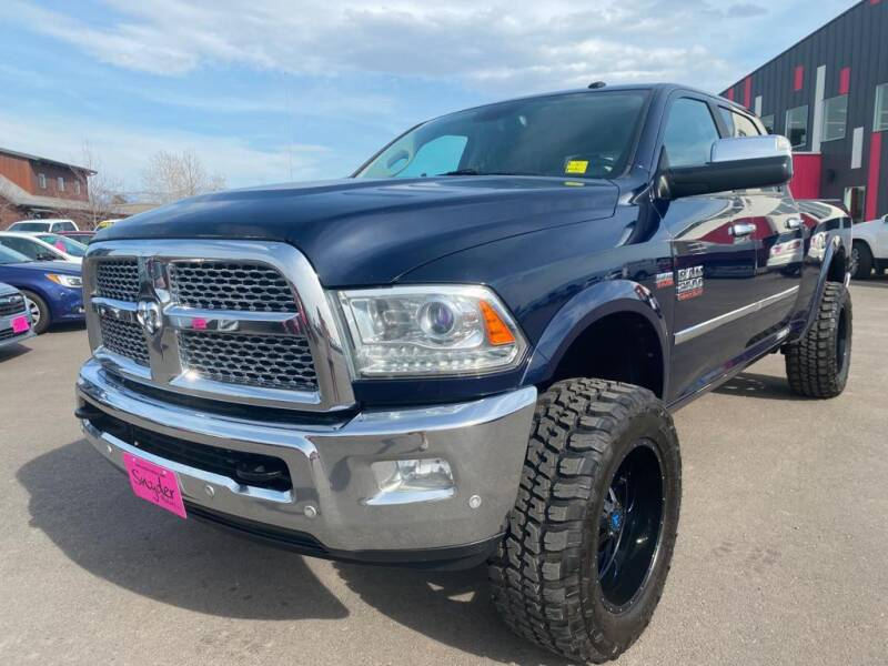 2017 RAM Ram Pickup 2500 for sale at Snyder Motors Inc in Bozeman MT