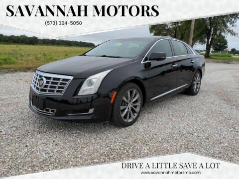 2014 Cadillac XTS for sale at Savannah Motors in Elsberry MO