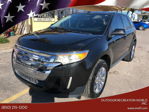 2014 Ford Edge for sale at Outdoor Recreation World Inc. in Panama City FL