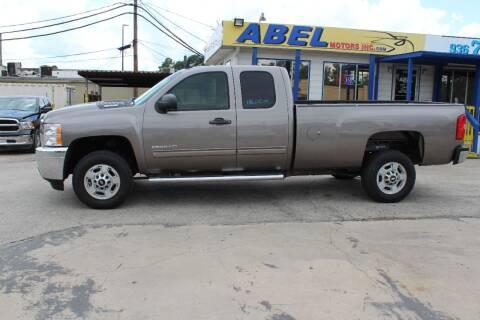 2012 Chevrolet Silverado 2500HD for sale at Abel Motors, Inc. in Conroe TX