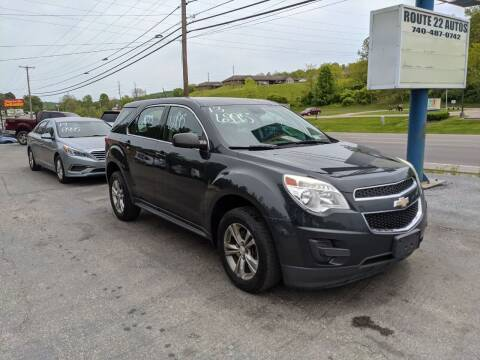 2013 Chevrolet Equinox for sale at Route 22 Autos in Zanesville OH