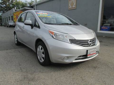 2014 Nissan Versa Note for sale at Omega Auto & Truck Center, Inc. in Salem MA