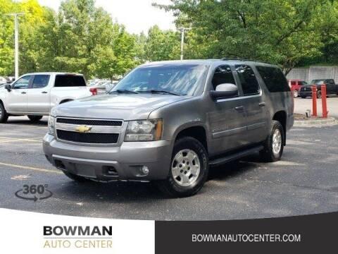 2008 Chevrolet Suburban for sale at Bowman Auto Center in Clarkston MI