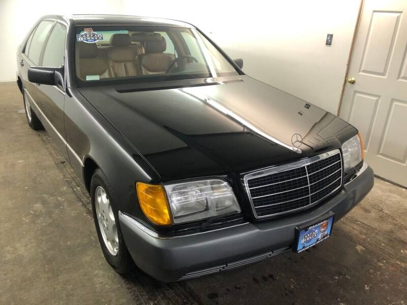 1993 Mercedes-Benz 500-Class 500 SEL 4dr Sedan - Eastlake OH