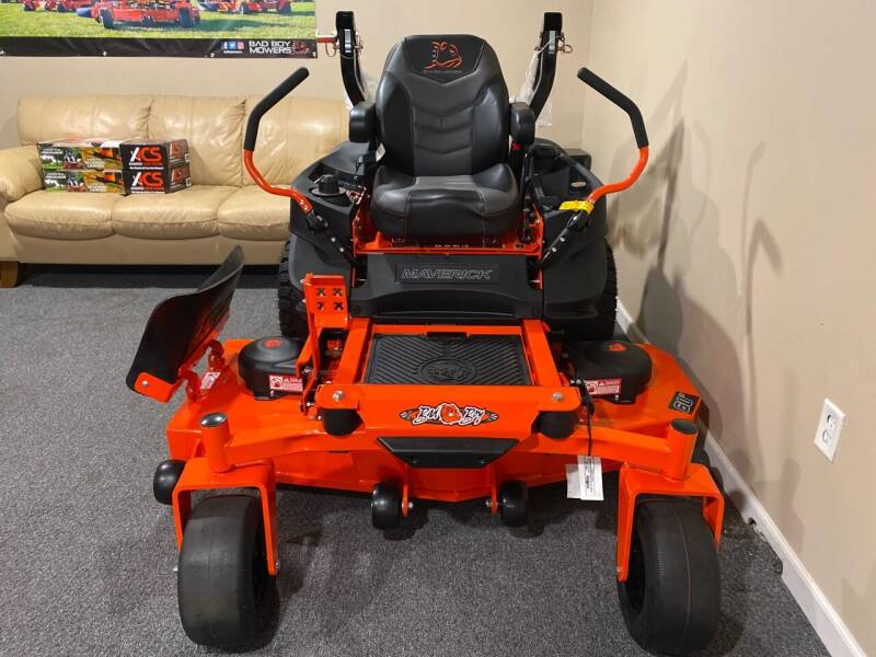 2020 Bad Boy Maverick for sale at Columbus Powersports - Lawnmowers in Columbus OH