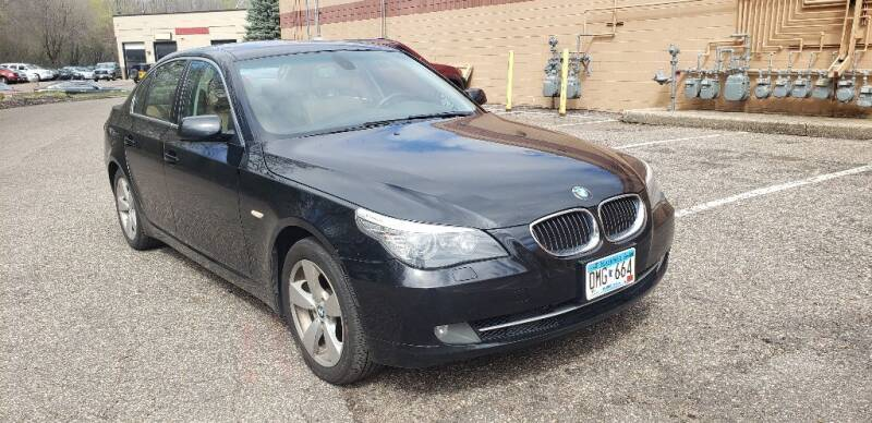2008 BMW 5 Series for sale at Fleet Automotive LLC in Maplewood MN