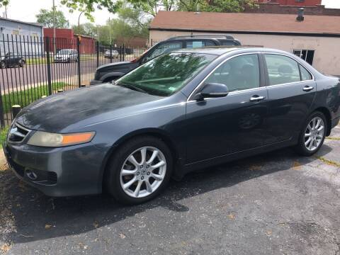 2007 Acura TSX for sale at COLT MOTORS in Saint Louis MO