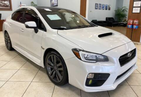 2016 Subaru WRX for sale at Adams Auto Group Inc. in Charlotte NC