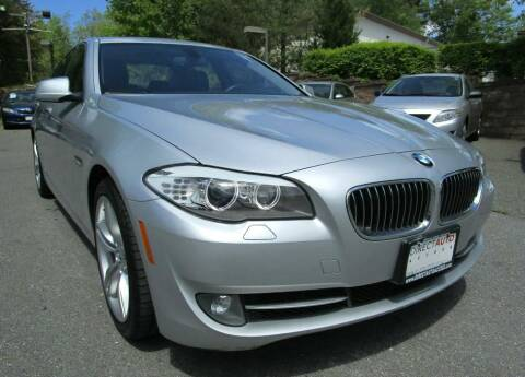2013 BMW 5 Series for sale at Direct Auto Access in Germantown MD