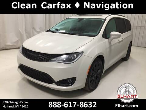 2019 Chrysler Pacifica for sale at Elhart Automotive Campus in Holland MI