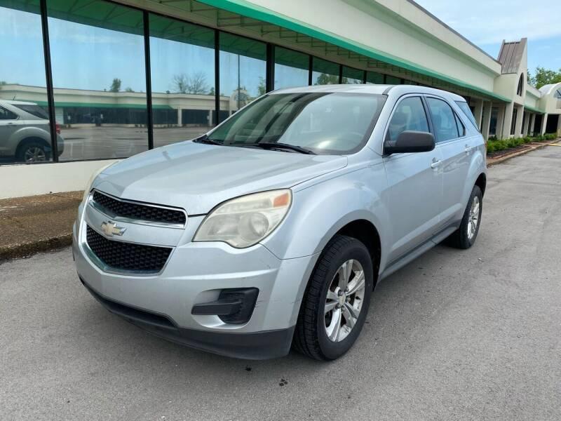 2011 Chevrolet Equinox for sale at Aman Auto Mart in Murfreesboro TN