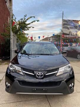 2015 Toyota RAV4 for sale at Simon Auto Group in Newark NJ