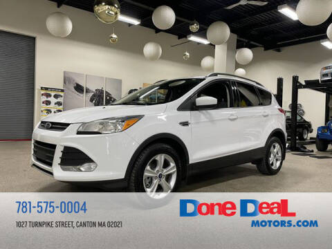 2015 Ford Escape for sale at DONE DEAL MOTORS in Canton MA