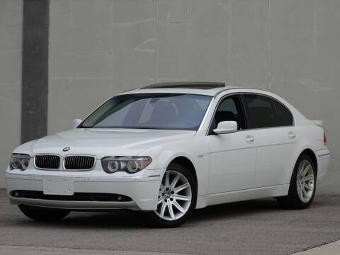 2004 BMW 7 Series for sale at Chicago Motors Direct in Addison IL