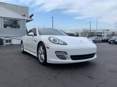 2012 Porsche Panamera for sale at 355 North Auto in Lombard IL