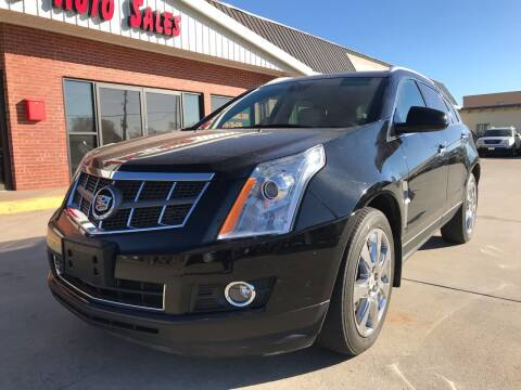 2012 Cadillac SRX for sale at Eden's Auto Sales in Valley Center KS