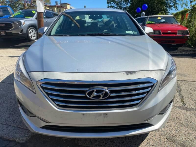 2016 Hyundai Sonata for sale at Best Cars R Us in Plainfield NJ