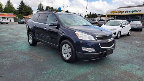 2011 Chevrolet Traverse for sale at Good Guys Used Cars Llc in East Olympia WA