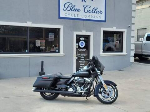 2015 Harley-Davidson FLHXS for sale at Blue Collar Cycle Company in Salisbury NC