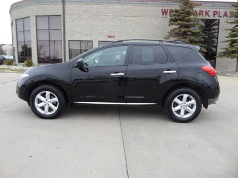 2010 Nissan Murano for sale at Elite Motors in Fargo ND