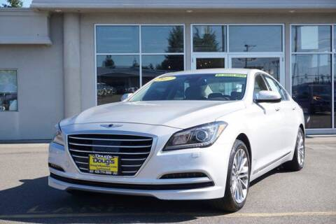 2017 Genesis G80 for sale at Jeremy Sells Hyundai in Edmunds WA