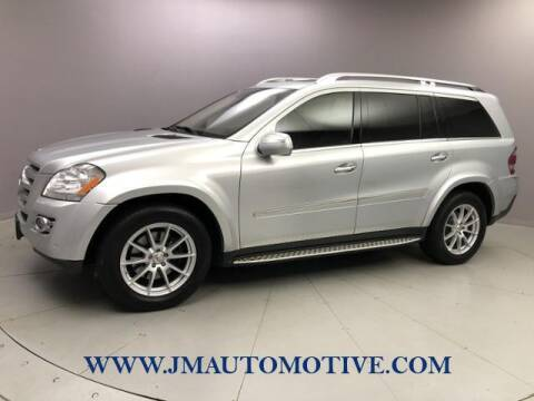 2009 Mercedes-Benz GL-Class for sale at J & M Automotive in Naugatuck CT