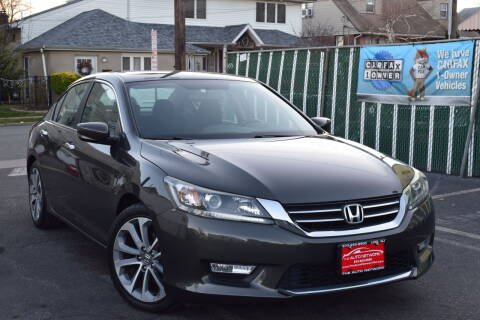 2013 Honda Accord for sale at The Auto Network in Lodi NJ