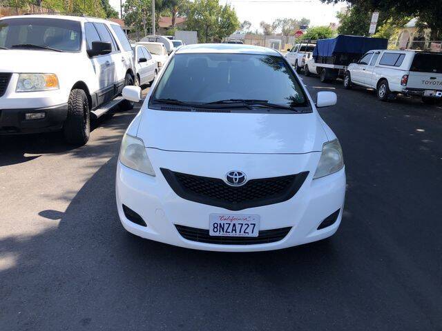 2012 Toyota Yaris for sale at Hunter's Auto Inc in North Hollywood CA