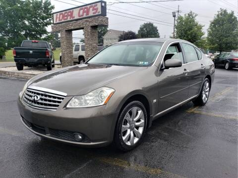 2007 Infiniti M35 for sale at I-DEAL CARS in Camp Hill PA