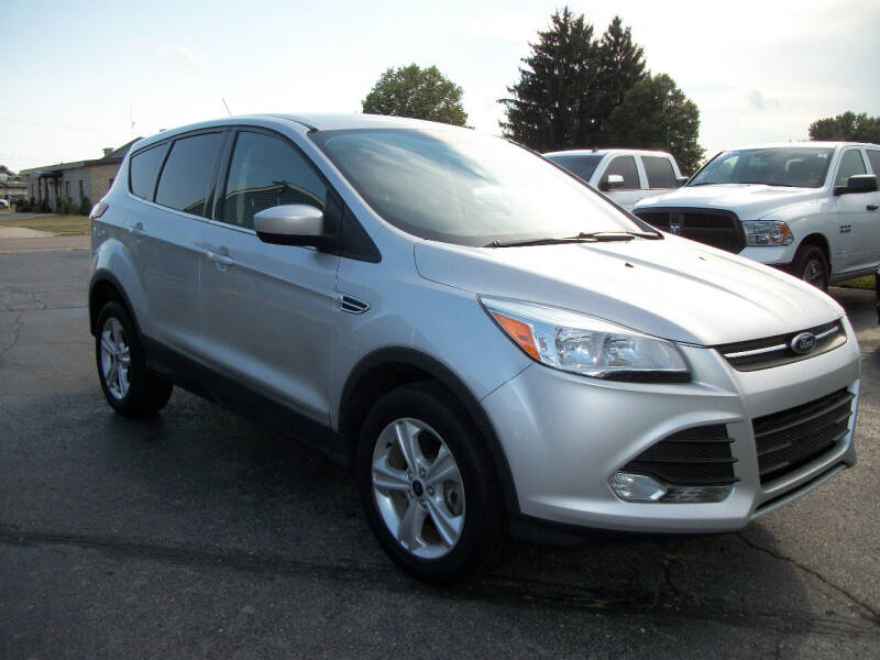 2013 Ford Escape for sale at USED CAR FACTORY in Janesville WI
