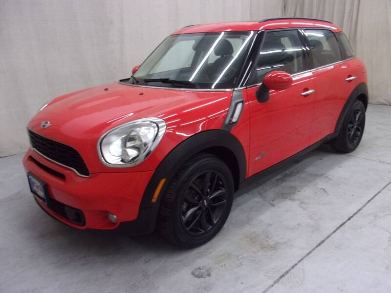 2012 MINI Cooper Countryman for sale at Paquet Auto Sales in Madison OH