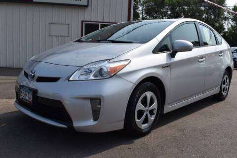 2015 Toyota Prius for sale at DealswithWheels in Hastings MN