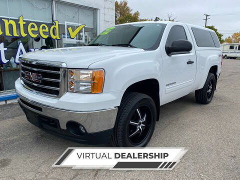 2013 GMC Sierra 1500 for sale at LA Auto & RV Sales and Service in Lapeer MI