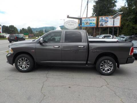 2014 RAM Ram Pickup 1500 for sale at EAST MAIN AUTO SALES in Sylva NC