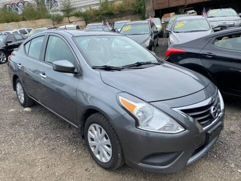 2016 Nissan Versa for sale at Noah Auto Sales in Philadelphia PA