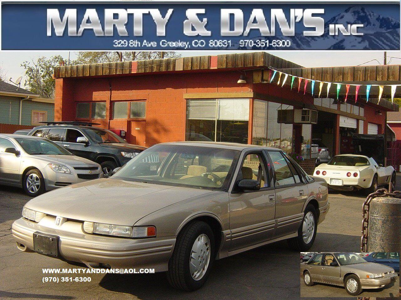 21+ 1997 Oldsmobile Cutlass Supreme