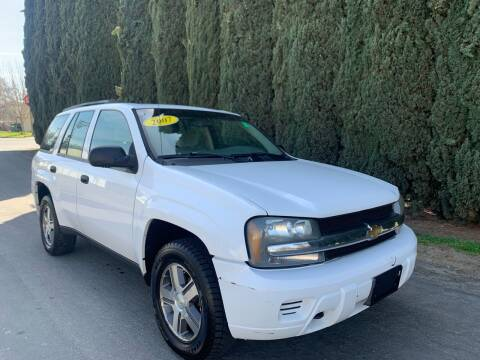2007 Chevrolet TrailBlazer for sale at River City Auto Sales Inc in West Sacramento CA