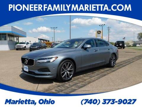 2018 Volvo S90 for sale at Pioneer Family preowned autos in Williamstown WV