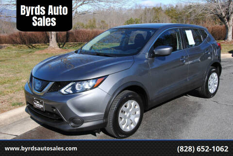 2018 Nissan Rogue Sport for sale at Byrds Auto Sales in Marion NC