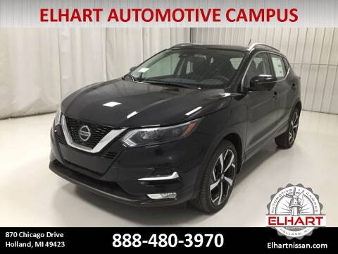 2020 Nissan Rogue Sport for sale at Elhart Automotive Campus in Holland MI