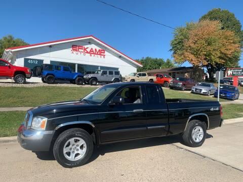 2005 Dodge Dakota for sale at Efkamp Auto Sales LLC in Des Moines IA