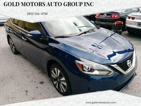 2016 Nissan Sentra for sale at Gold Motors Auto Group Inc in Tampa FL