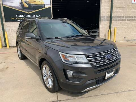 2016 Ford Explorer for sale at KAYALAR MOTORS in Houston TX