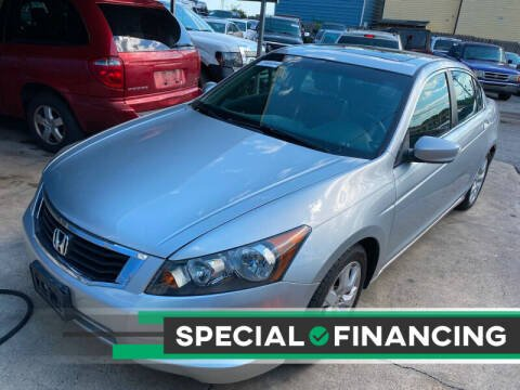 2009 Honda Accord for sale at Car Port Auto Sales, INC in Laurel MD