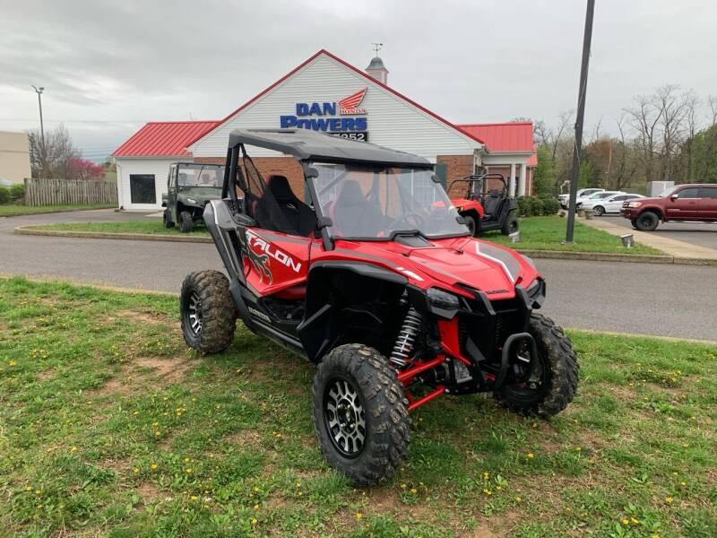 2019 Honda Talon X for sale at Dan Powers Honda Motorsports in Elizabethtown KY