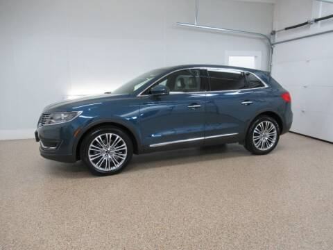 2016 Lincoln MKX for sale at HTS Auto Sales in Hudsonville MI