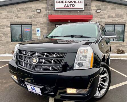 2012 Cadillac Escalade for sale at GREENVILLE AUTO & RV in Greenville WI